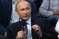 Путин уверен, что свободная пресса помогает в укреплении страны