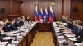 Р. Кадыров принял участие в заседании Правительственной комиссии по вопросам социально-экономического развития СКФО