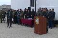 Р. Кадыров встретился в селе Цоци-Юрт с личным составом территориального отделения полиции