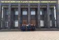 В Чеченском Государственном университете появится команда студентов-спасателей