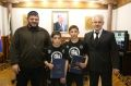 Муслим Хучиев поздравил грозненских спортсменов с победой на чемпионате мира по тайскому боксу