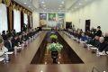 Р. Кадыров провел совещание по вопросам развития Гудермесского района