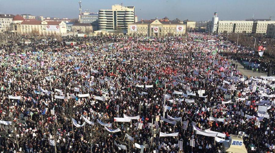 Тысячи жителей Чечни поддержат мусульман-рохинджа масштабным митингом
