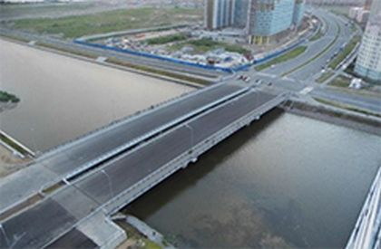 Мосту в Санкт-Петербурге присвоено имя первого Президента ЧР, Героя России Ахмата Кадырова
