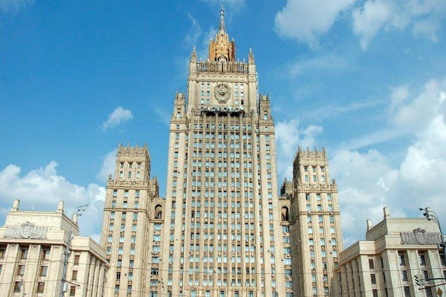 Россия ответит на высылку российских дипломатов из Эстонии принципом взаимности