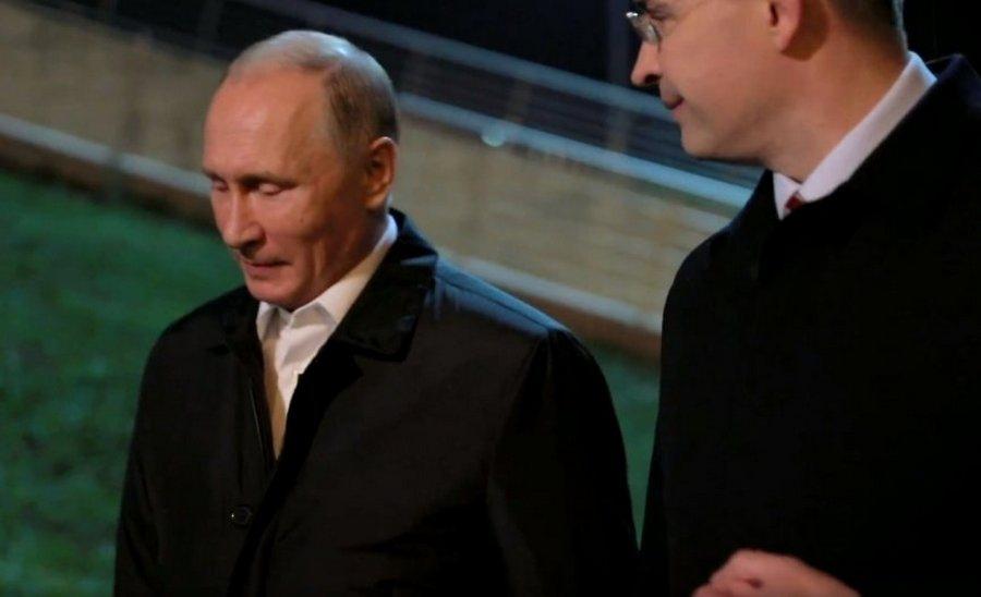 "Фильм ""Путин"" за сутки посмотрело 4 миллиона человек"