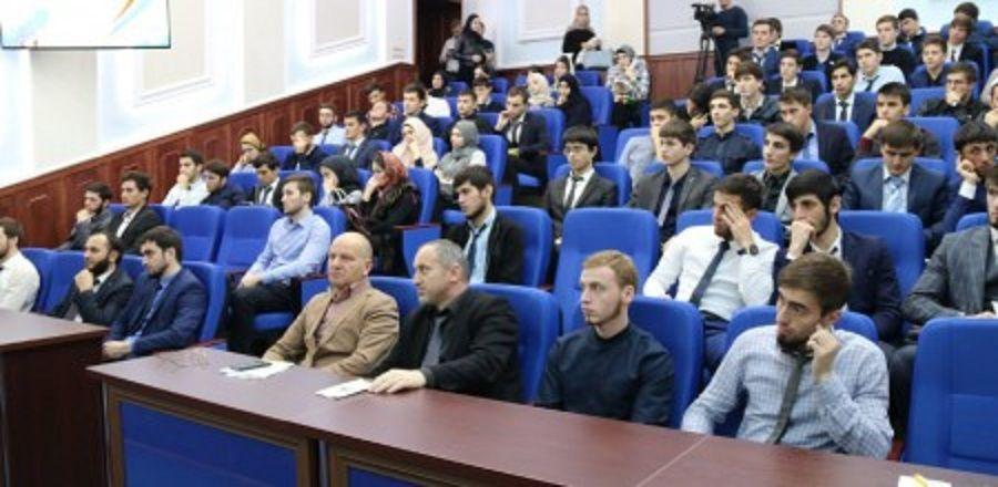 Чеченских студентов ознакомили с тонкостями ведения собственного бизнеса