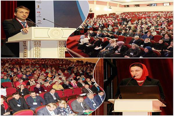 Специалисты изГермании, Турции иИзраиля приедут намедицинскую конференцию вГрозный
