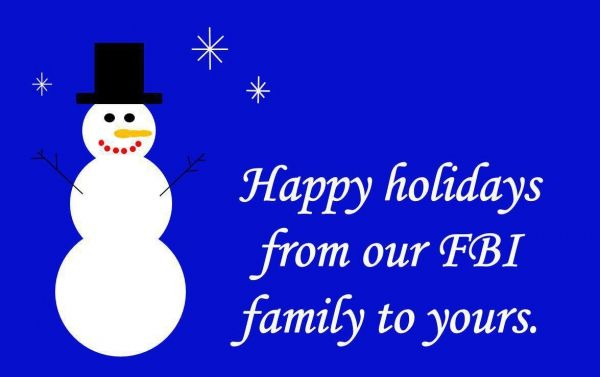 «Семья ФБР» поздравила пользователей Twitter с праздником