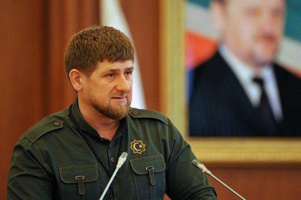 Р. Кадыров поздравил О. Байсултанова с днем рождения