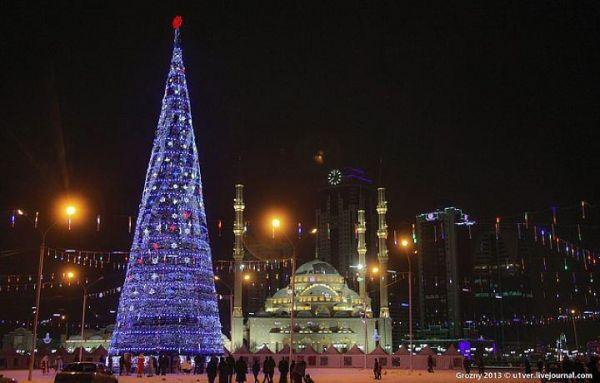 С молитвами и порицанием – или как начался Новый год в Чечне