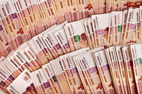 Руководство одного из российских банков украло 1 млрд рублей