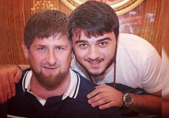 Племянник Кадырова отмечает свой день рождения