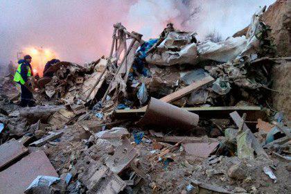 Число жертв авиакатастрофы под Манас превысило 30 человек