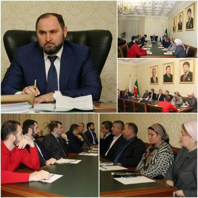 В Чечне обсудили проблемы получения кредитов