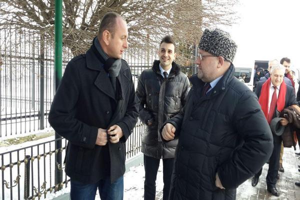 Представительная делегация из Черногории прибыла в Чечню обсудить вопросы сотрудничества