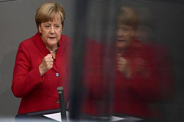 А. Меркель считает, что мир вступает в новую историческую эпоху