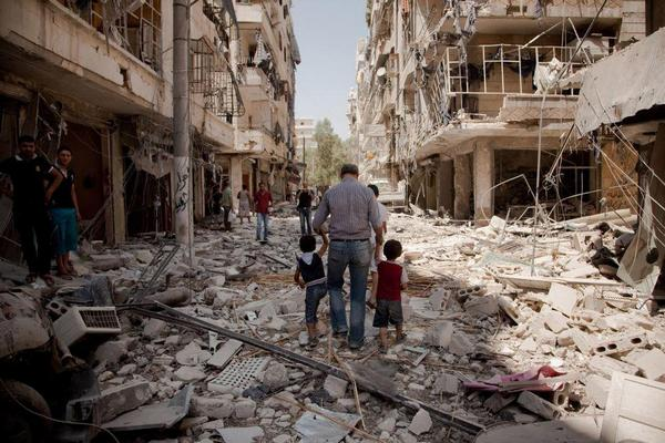 Чеченцы в Сирии: на пути к миру