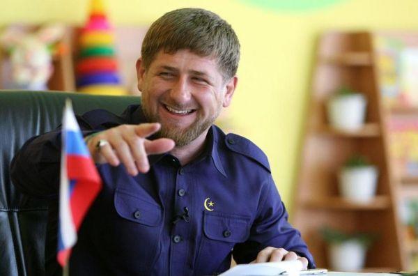Рамзан Кадыров в топ-10 политиков, которым больше всего доверяют россияне