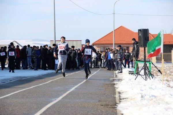 В Гудермесе прошел I-й этап фестиваля Всероссийского физкультурно-спортивного комплекса «ГТО»