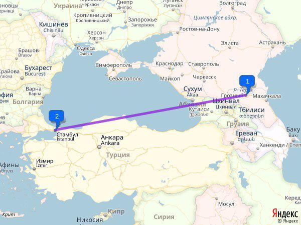 Этой весной с автостанции «Южная» возобновятся рейсы между Грозным и Стамбулом