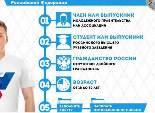Минприроды РФ приглашает на стажировку