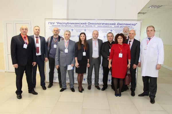 В Грозном проходит конференция по вопросам анестезии и интенсивной терапии