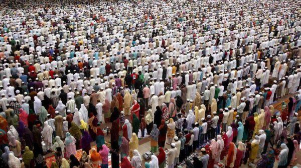 К концу XXI-столетия большую часть мира заполнят мусульмане