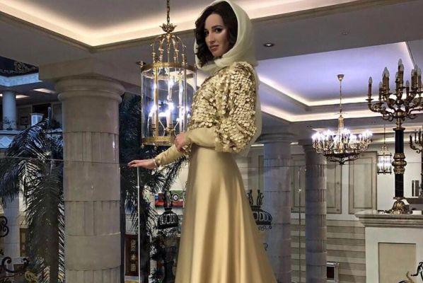 Ольга Бузова: У меня глаза разбегаются от красоты, которую сотворила Айшат Кадырова
