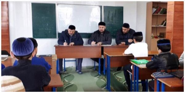 В Гудермесском районе выбрали лучшего чтеца Корана
