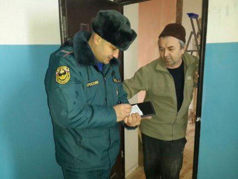 В Чечне прошла республиканская противопожарная акция