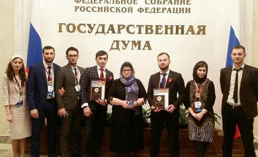 Рамзан Кадыров поздравил молодых педагогов из Чечни с победой