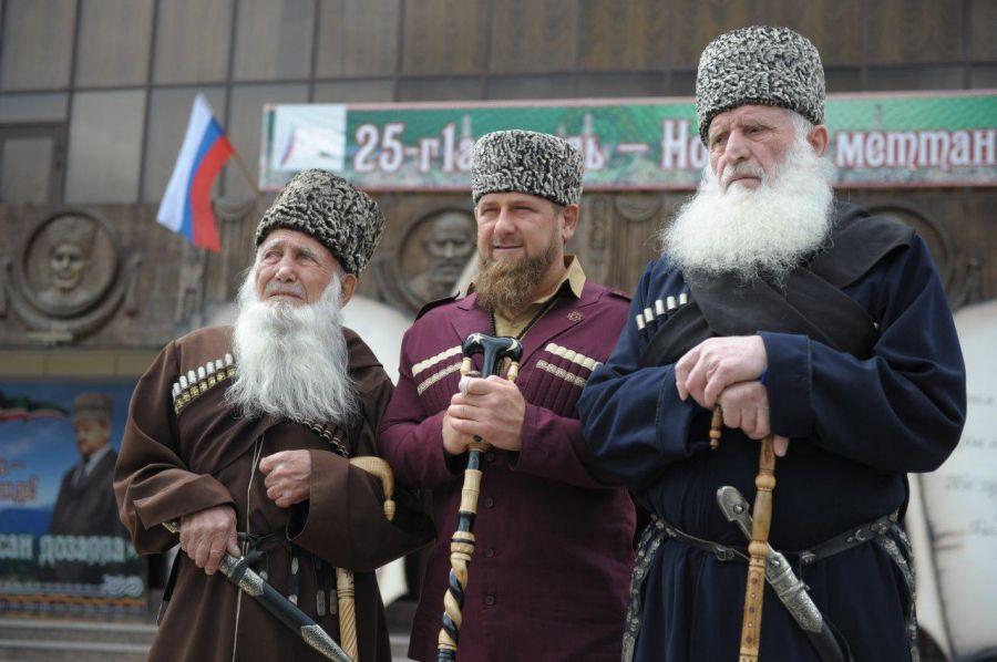 Кадыров Рамзан: «Нохчийн мотт – иза къоман са ду»