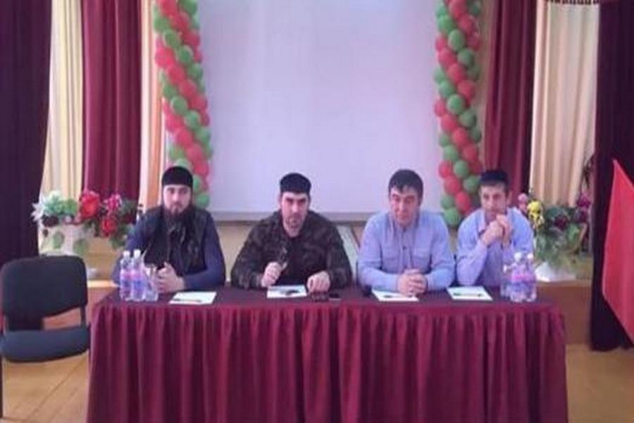 С молодежью Старопромысловского района обсудили духовно-нравственное воспитание