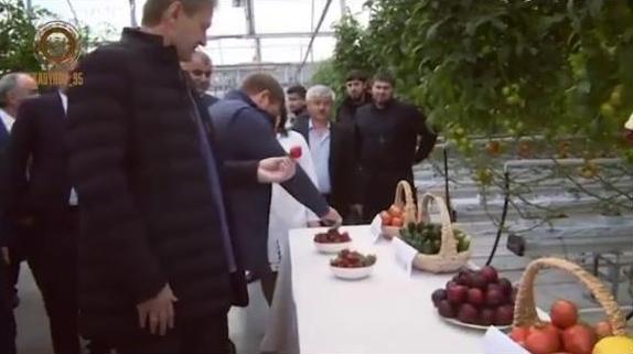 Рамзан Кадыров подвел итоги рабочей встречи с Александром Ткачевым