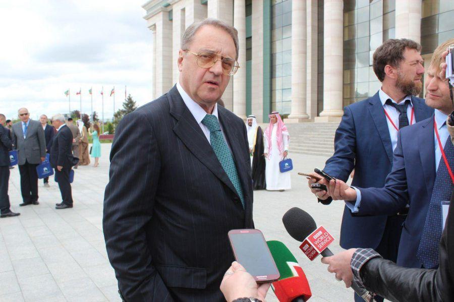 Михаил Богданов: Отношения с исламским миром являются важнейшим направлением внешней политики России