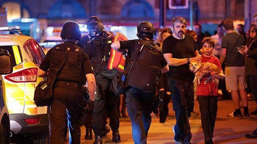 Теракт в Манчестере: 22 человека погибли, 59 госпитализированы