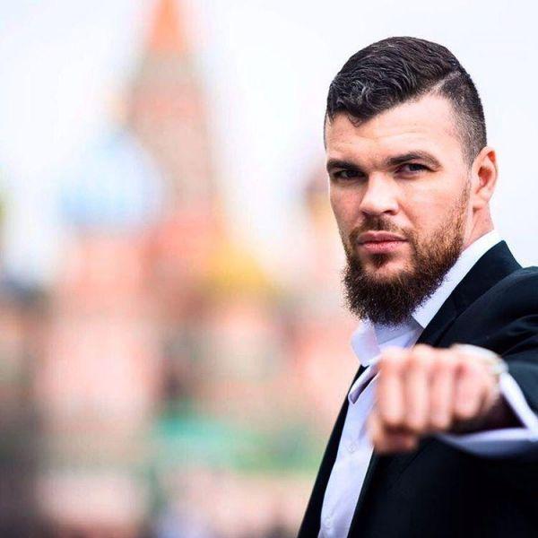 В Грозный с мастер-классом приехал один из лучших тайбоксеров мира