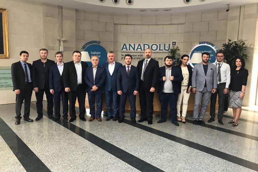 Чеченские медики вернулись из Стамбула после обмена опытом