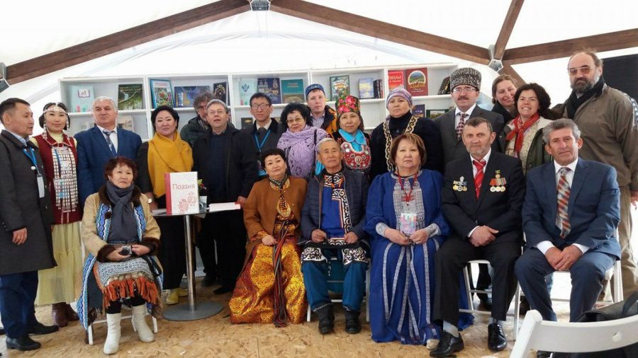 Чеченские писатели приняли участие в презентации Антологии современной поэзии народов России