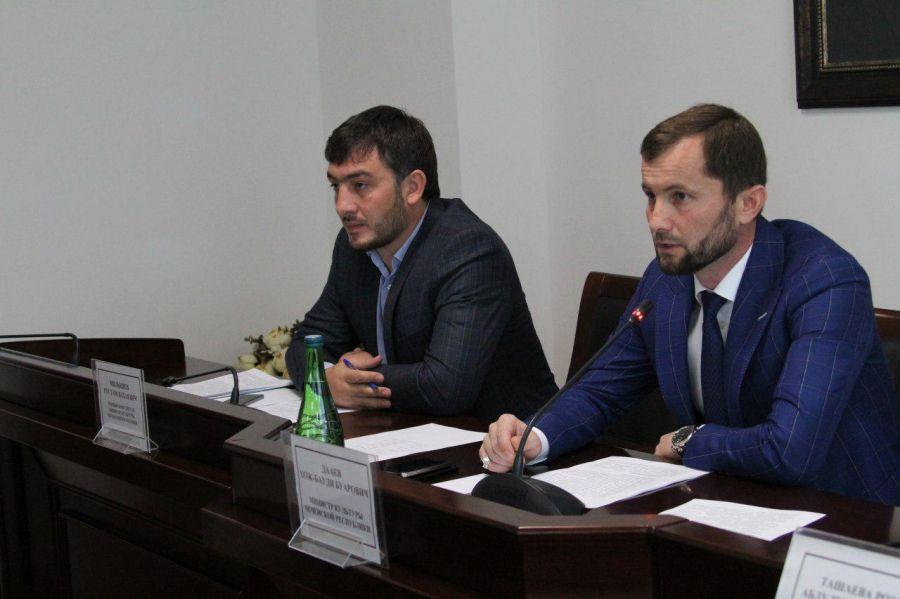Министр культуры ЧР встретился с музейными работниками ЧР