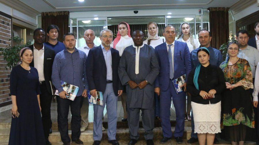 В Грозном состоялась встреча бизнес-сообществ Чечни с делегацией из Конго