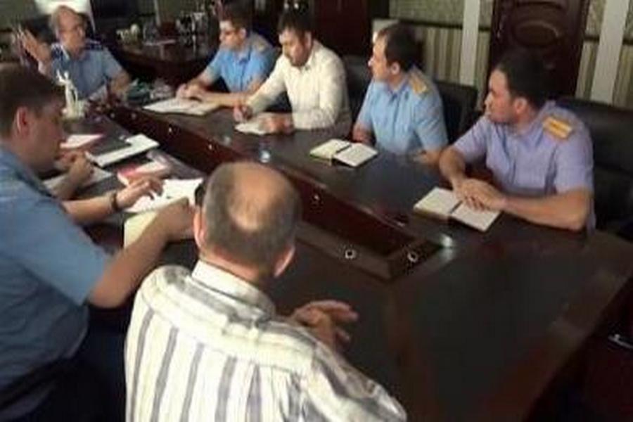Появилось видео расстрела депутата вЧечне