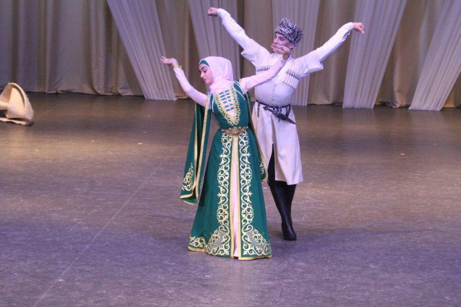 В Грозном завершился IX Международный фестиваль-конкурс танца им. М. Эсамбаева