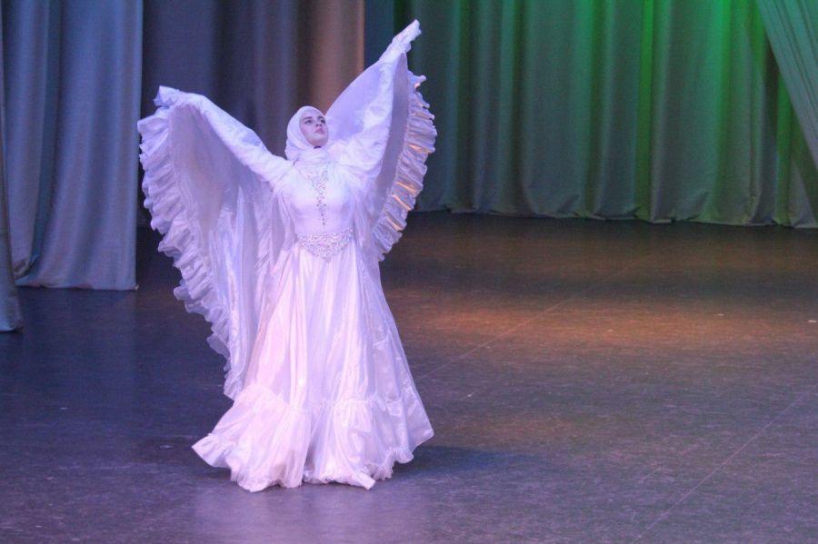 Фестиваль танца имени Эсамбаева открылся вГрозном