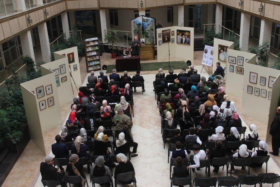 В Грозном презентовали детские книги на чеченском языке