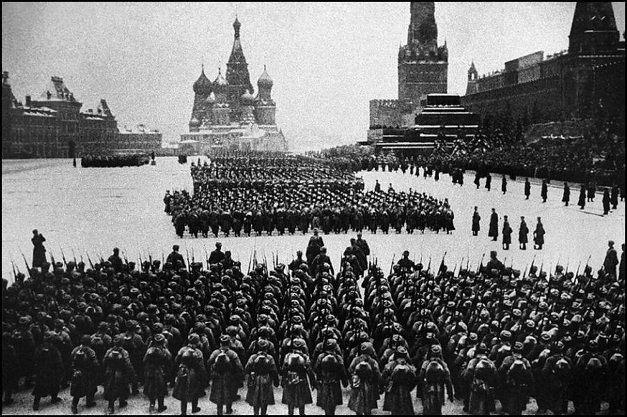 7 ноября День воинской Славы России