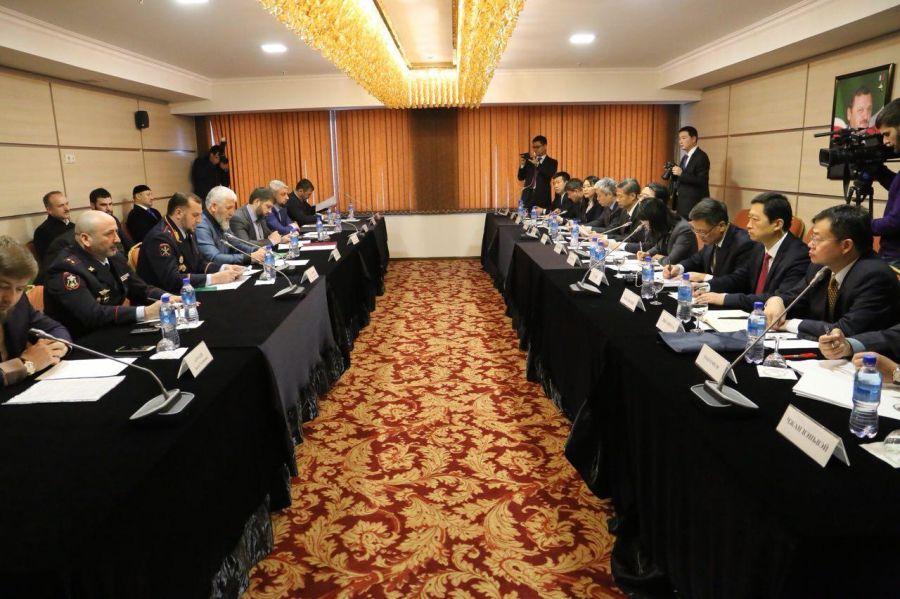 Чечня и КНР обсудили вопросы совместной борьбы с терроризмом