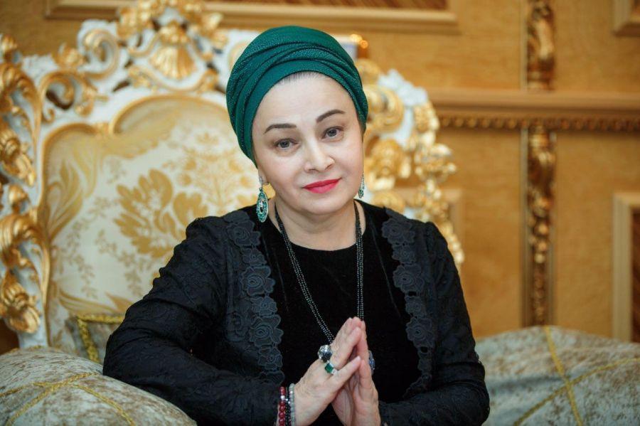 Тамара Дадашева: Я – чеченская женщина…