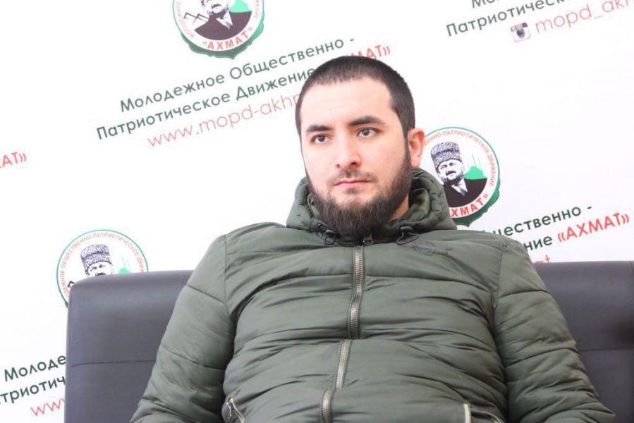 И. о. главы Итум-Калинского района назначен Мовсар Алхастов